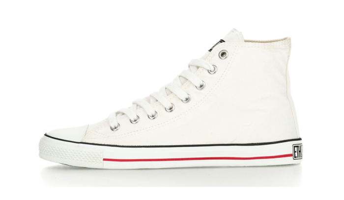 Ethletic Fair Trainer White Cap Hi Cut Classic | weiss | weisse Sohle Designer