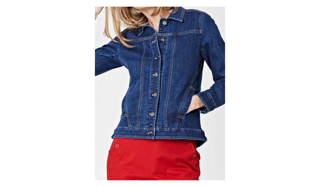 Thought Jeansjacke