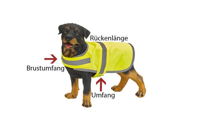 Warnweste für Hunde