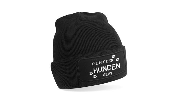 Mütze – Die mit den Hunden geht