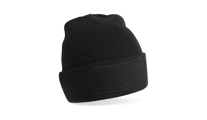 Mütze schwarz- selber gestalten